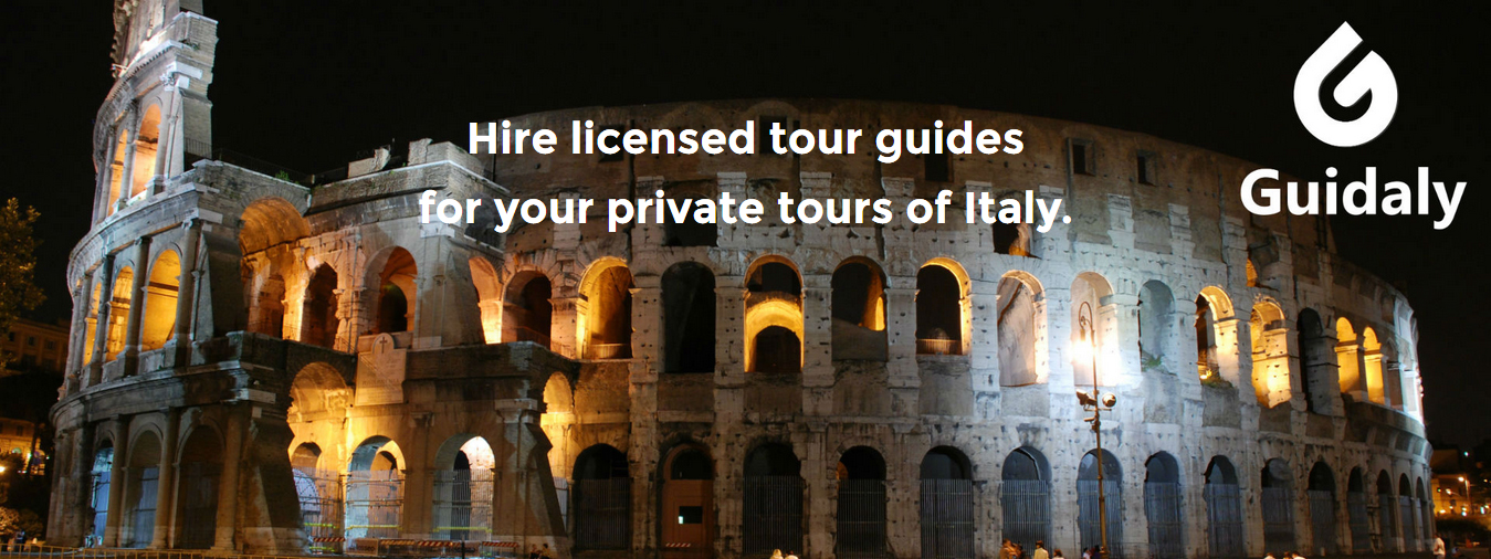 Tour Guide In Rome