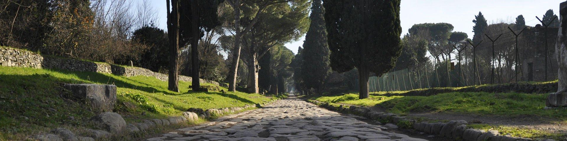 Appian Way Italy Tours
