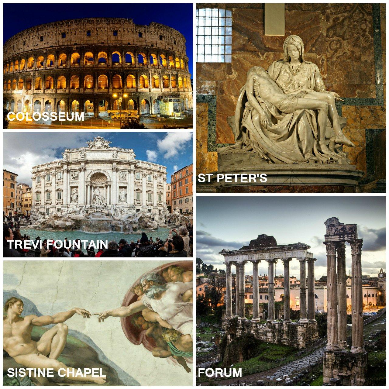 Rome tour guides
