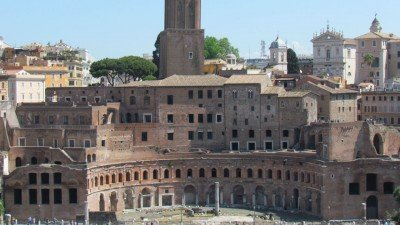 Unusual Imperial Rome
