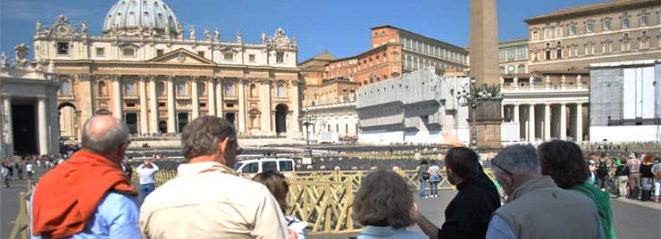 Tour Guides In Rome