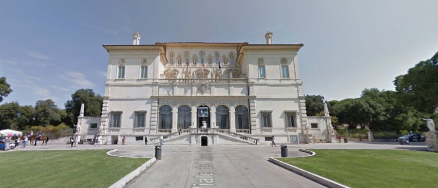 borghese gallery tour meeting point