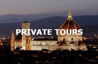 Private tours in Florence