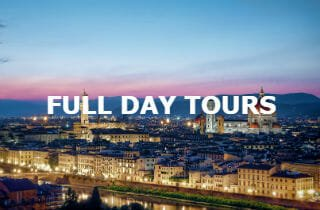 Full-day tours of Florence