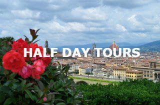 Half-day tours of Florence