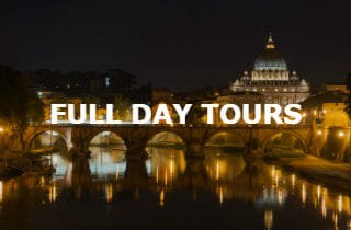 Full-day tours of Rome